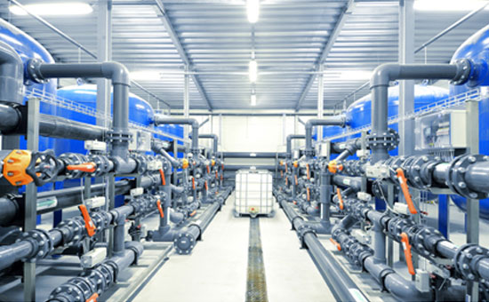 Industrial & Water Treatment