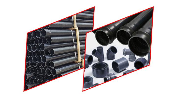 PVC pipe manufacturers in UAE